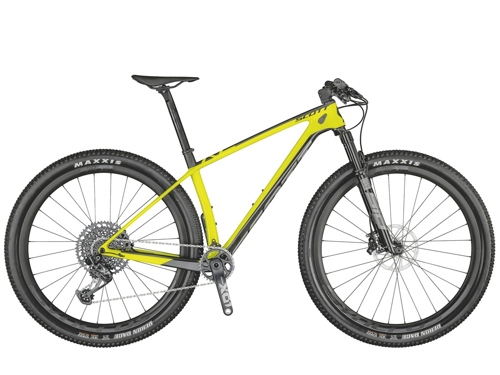 Bicicleta Scott Scale RC 900 World Cup 2021