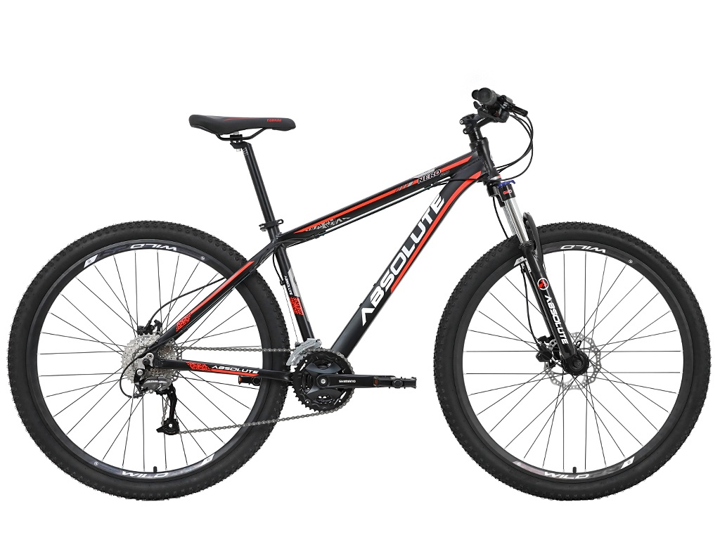 Bicicleta Absolute Nero Comp 29 Altus 2021