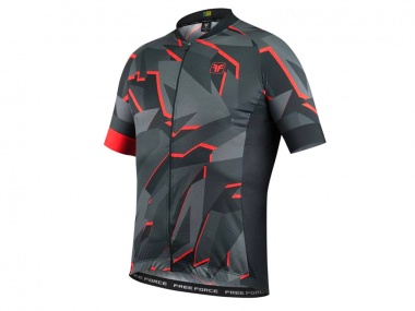 Camisa Free Force Sport Cracked