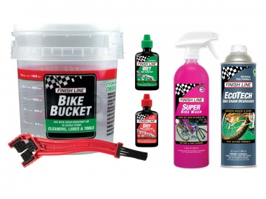 Kit de Limpeza Finish Line Pro Care 6.0
