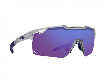 Óculos HB Kit Shield Evo Road Multi Purple 3 Lentes