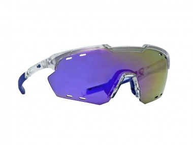 Óculos HB Kit Shield Compact Road Multi Purple 3 Lentes
