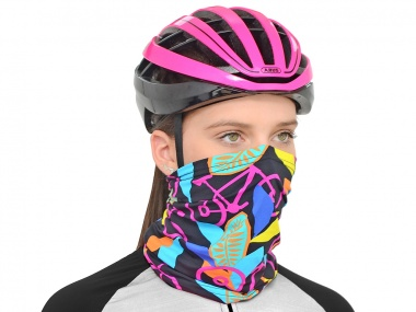 Bandana Marcio May Bike Pink
