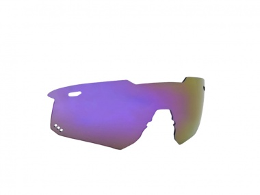 Lente de Óculos HB Shield Evo Mountain Multi Purple