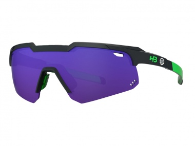Óculos HB Kit Shield Evo Mountain PQP Multi Purple 3 Lentes