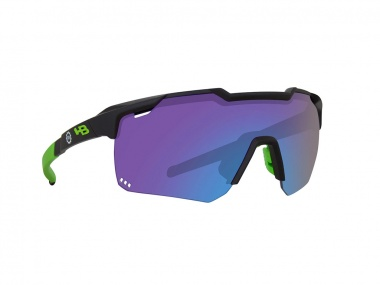 Óculos HB Kit Shield Evo Road PQP Multi Purple 3 Lentes
