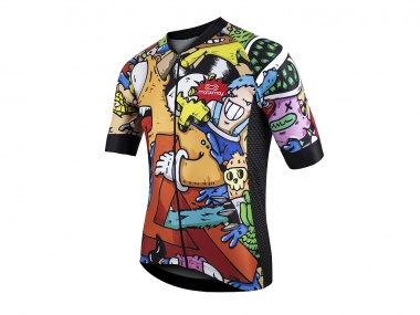 Camisa Marcio May Cartoon