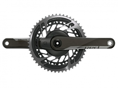 Pedivela Sram Red AXS D1 DUB 48-35 Quarq Powermeter 172.5mm