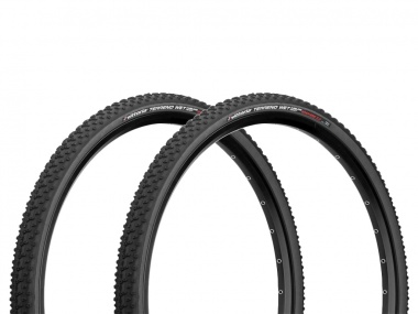Kit Pneus Vittoria Terreno Wet G2.0 700X38 Tubeless 2 Un