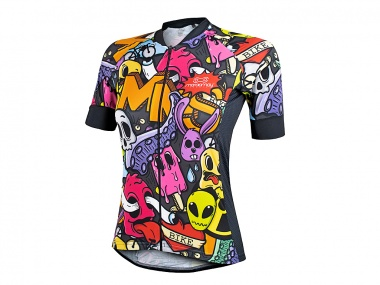 Camisa Marcio May Sport Cartoon Feminina